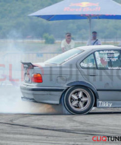 BMW E36 SEDAN DUCKTAIL WING FOR DRIFT AND STANCE cliqtuning