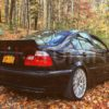 BMW E46 SEDAN DUCKTAIL WING FOR DRIFT AND STANCE 4 DOOR CLIQTUNING