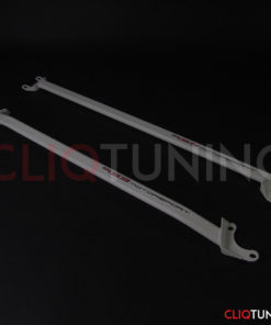 bmw e46 strut bars front and rear tower braces