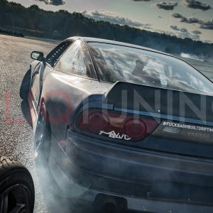 s13 ducktail wing drift 240sx 200sx 180sx for driftbuilds and stance cliqtuning