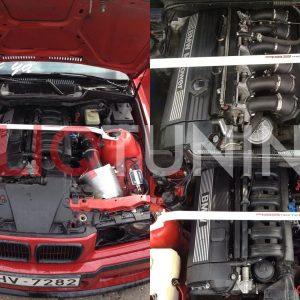 BMW E36 COUPE AERO KIT - CLIQTUNING