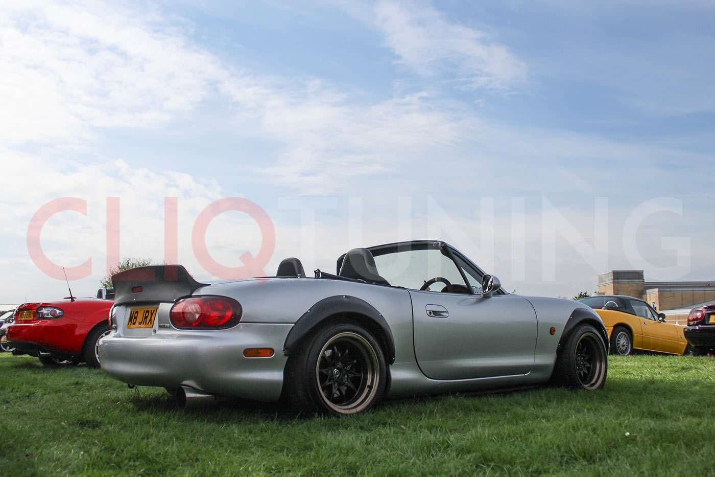 mazda mx 5 miata mk2 mk2 5 ducktail wing nb cliqtuning. Black Bedroom Furniture Sets. Home Design Ideas