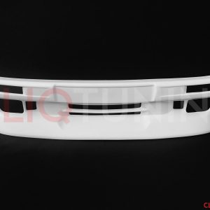 bmw e30 aero kit jap bn style bumper and side skirts for drifting and stance cliqtuning