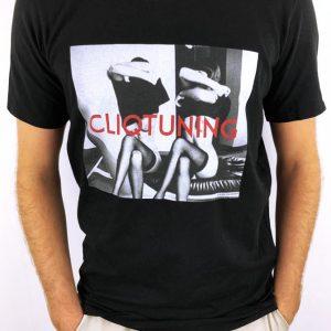 cliqtuning drift stance t shirt